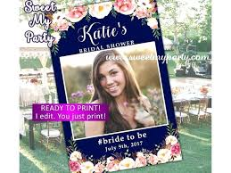 photo frame prop fl wedding booth props bridal shower template facebook free birthday awesome free poster layout template facebook frame