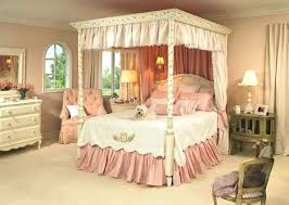 Princess Canopy Bedroom Set Carriage Bed Alluring Regarding Girls Sets  Ideas 1 ...