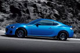 Official: STI Releases SUBARU BRZ tS in Japan [w/ Gallery] - Scion ...