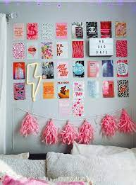vogue wall photo collage dorm wall