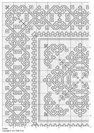 Free Blackwork Embroidery Charts 1238 Best Blackwork Patterns Images In 2019 Blackwork