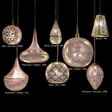 african luxe moroccan intricate pendant in large size african luxe zenza pendants group lighting shot