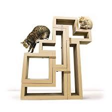 katris modular cat tree 5 blocks with diffe styles