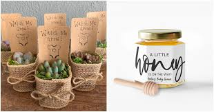 baby shower party favors 2021