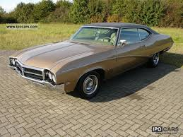 classic buick sport cars