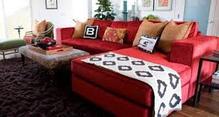 26 inspiring living room ideas with red