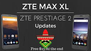 ZTE <b>Max Xl</b> and ZTE Prestiage 2 - YouTube