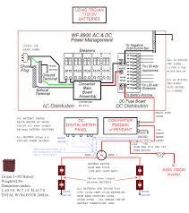 12v trailer wiring diagram and camper 12 volt travel electrical at 12V Battery Wiring Diagram at 12v Trailer Wiring Diagram