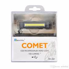 comet lighting. 2018 Brightness Comet Cob Led Bike Lights Usb Rechargeable Bicycle Rear Safety Tail Light For White/Red Optional From Sellerled, Lighting DHgate.com