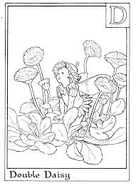 Small Picture 8 best Fairy Alphabet images on Pinterest Fairy coloring pages