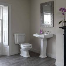 shabby chic bathroom bathroom. Winchester Toilet And Basin Suite With White Seat Shabby Chic Bathroom O