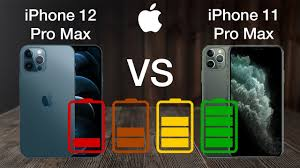 iPhone 12 Pro Max Vs iPhone 11 Pro Max - iPhone 12 Pro Max Battery Life  Review to be better? - YouTube
