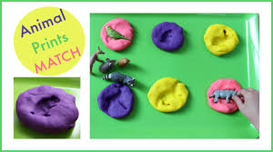 Print Match Animal Activity Adventures In Learning