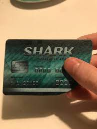 Megalodon shark cash card, it's one of the most convenient ways to boost up your gta online bank account! Decided To Make An Irl Megalodon Shark Card Gtaonline