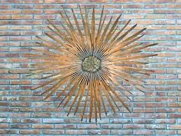 full size of large garden wall art metal copper sun by moon and stars yard for assorted metal wood wall decor  on large garden metal wall art with star decorations for house rustic decor large metal stars outside