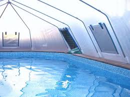 fabrico above ground swimming pool sun dome enclosures