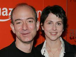 Jeff Bezos: World's richest man married ...