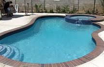 Many simple pools have historical significance and a style that stands the  test of time. Traditional, simple pool designs are typically considered
