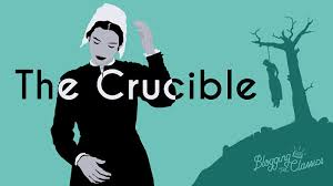sparklife acirc blogging the crucible part one stand close in case blogging <i>the crucible< i> part one stand