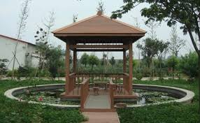 What is a pavilion Pergola In The Modern Landscape Design The Pavilion Is An Indispensable Element What Kind Of Modern Gardens Have What Kind Of Pavilions To Match Wood Plastic Composite Decking Modern Landscape Pavilion Design Diy Online Mag