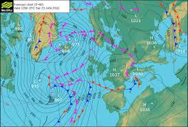 14 Problem Solving World Weather Synoptic Chart