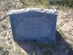 George Ivan Gallagher (1950-1963) - Find A Grave Memorial
