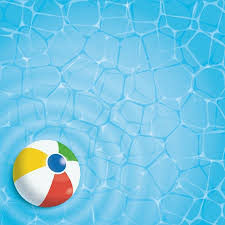 swimming pool beach ball background. Contemporary Swimming Summer Background Beach Ball In A Swimming Pool Top View Stock Vector   80786720 With Swimming Pool Ball Background I