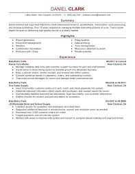 Summary And Objective In Resume