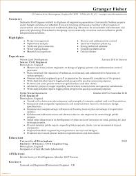 Project Manager Resume Skills Awesome Project Management