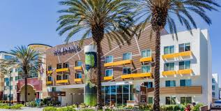 California Pizza Kitchen Anaheim Garden Walk Anaheim Hotel Hotel Indigo In Anaheim California Next To Disneyland