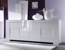italian high gloss furniture. italian four door high gloss white or oak veneer buffet sidaboard furniture