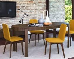 13 photos gallery of modern seat and decor yellow dining chairs