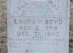 Laura Myrtle Hale Boyd (1889-1942) - Find A Grave Memorial
