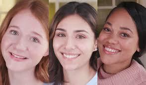 how to get the no makeup makeup look