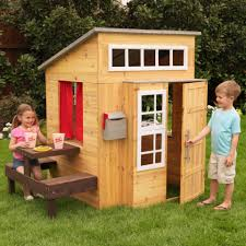 modern outdoor playhouse  playhouses  playsets  outdoor