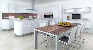 30 best of modern high gloss white kitchen cabinets gallery 12430