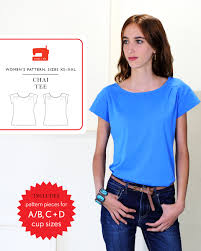 T Shirt Sewing Pattern Awesome Ideas