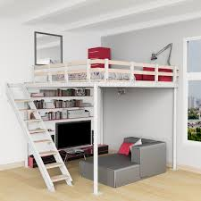 Check out our full-product Do It Yourself Loft Bed Kit, which includes a