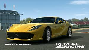 Ferrari 812 Superfast Real Racing 3 Wiki Fandom