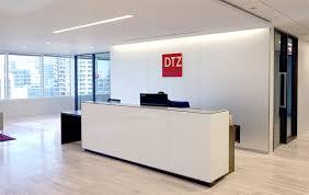 Lobby office Modern Dtz Lobby Terramai Office Lobby Designs To Boost Work Performance Branding Terramai