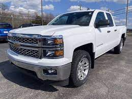 Used Chevrolet Trucks For Sale In North Vernon In With Photos Autotrader