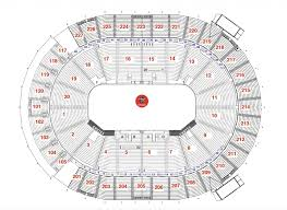 Thomas And Mack Seating Chart Seating Chart