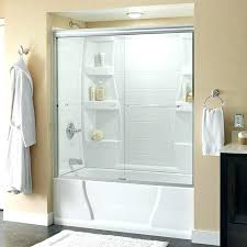 frameless shower door glass shower doors pivot tub door bathtub half for fascinating glass shower