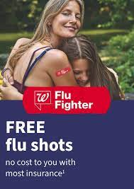 Speak with a pharmacist about flu vaccines and other vaccines that you may need. Flu Shots At Walgreens Schedule A Flu Shot Or Walk In Today Walgreens
