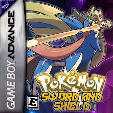 Romsprid.xyz - Pokemon Sword and Shield GBA