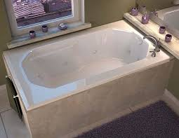 venzi irma 36 x 60 rectangular air whirlpool jetted bathtub with left drain by atlantis