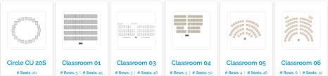 Classroom Seating Chart Template Seatgen