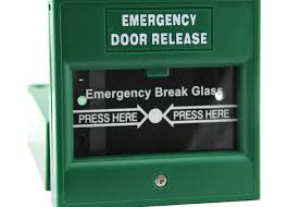 1 emergency break glass