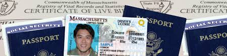 Requirements Identification Massachusetts gov id Mass YA4wpq1Cx