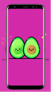 Avocado wallpaper yes plz homescreen wallpaper iphone background wallpaper cute patterns wallpaper. Cute Avocado Wallpapers Download Apk Free For Android Apktume Com